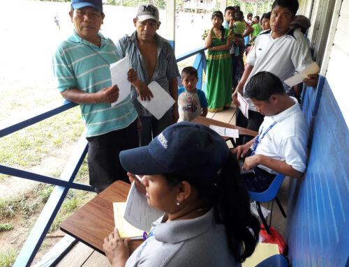 II Jornada de Cedulación Comunidad de La Ceiba