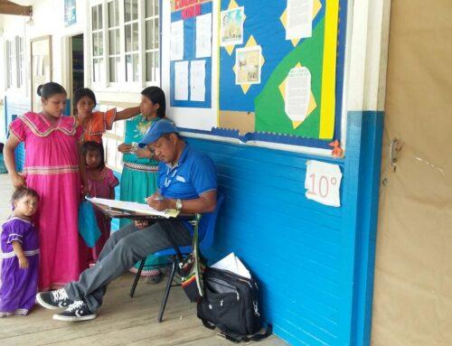 Jornada de Cedulación en la Comunidad de Guayacán