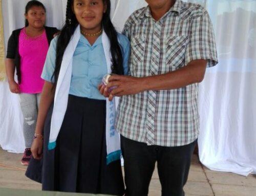Festividades Navideñas en las Comunidades de la Ceiba y Guayacán